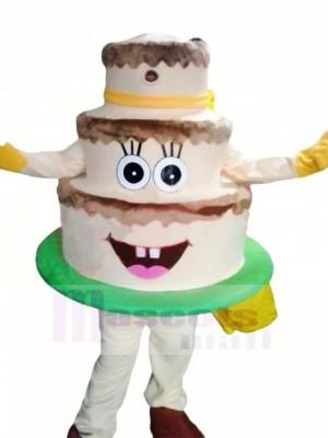 Gâteau de haute qualité Costume de mascotte