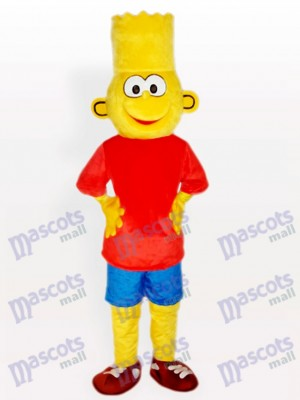 Bart Simpson Costume de mascotte Anime