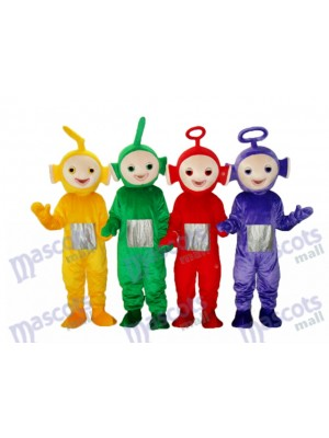 Teletubbies Mascotte Adulte Costume Dessin animé Anime
