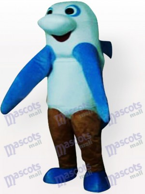 Costume de mascotte adulte Sea Monster Ocean