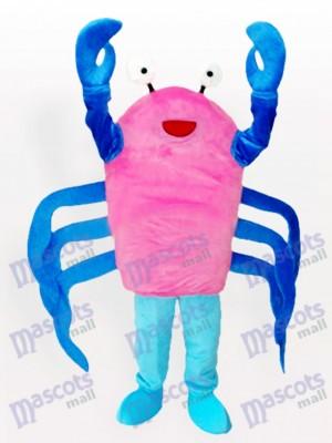 Costume de mascotte de l'océan de crabe de dessin animé