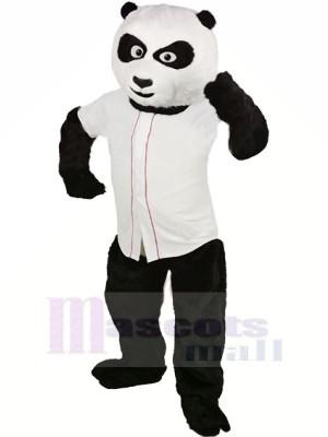 Adulte Base-ball Panda Mascotte Les costumes Animal