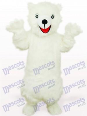 Déguisement de mascotte animal ours blanc polaire