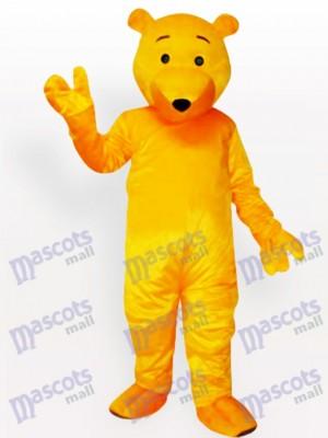 Costume de mascotte d'animal de dessin animé ours