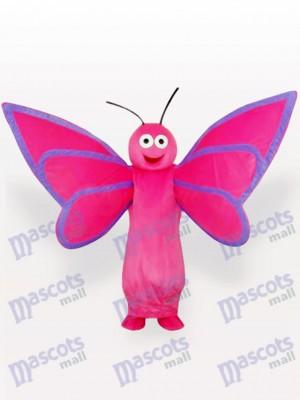 Costume de mascotte adulte insecte papillon
