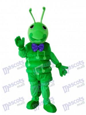 Verte Mascotte Costume adulte Insecte