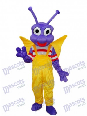 Bobo Toot mascotte Costume adulte insecte
