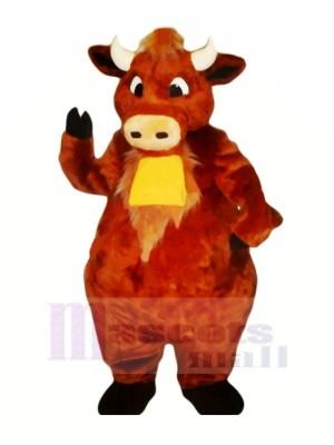 Meilleur Qualité Buffle Mascotte Les costumes Animal