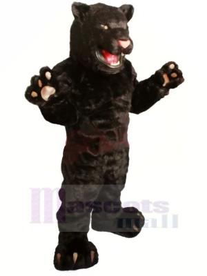 Fort Noir Panthère Mascotte Les costumes Animal