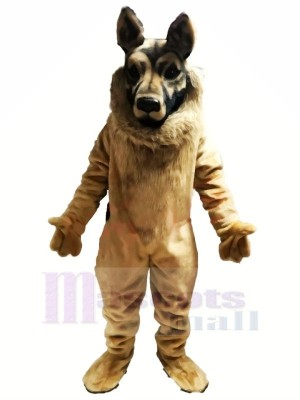 allemand Berger Chien Mascotte Les costumes Animal