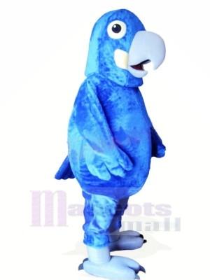 Mignonne Bleu Perroquet Mascotte Les costumes Animal