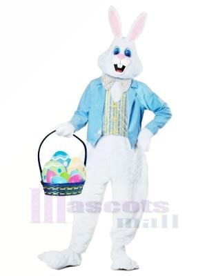 leu Pâques lapin Adulte Mascotte Les costumes Animal