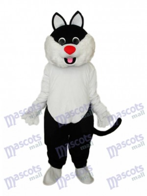 Haha Cat Mascotte Costume Adulte Animal