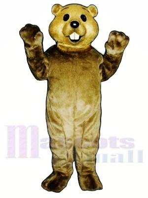 Marmotte mignonne Costumes De Mascotte