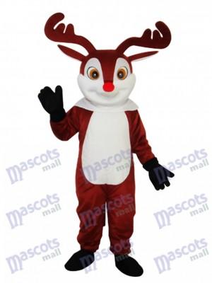 Petit Costume Adulte Mascotte de Cerf Sika