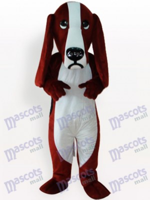 Costume de mascotte adulte animal chien