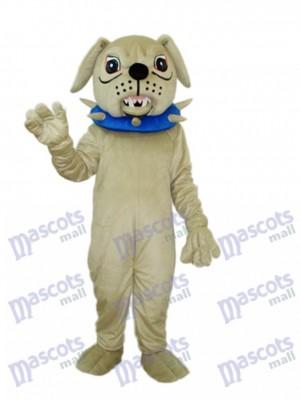En colère Mascotte de chien Costume adulte Animal