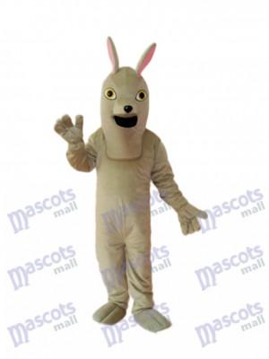 Costume adulte de mascotte de vieux chien de chien Animal