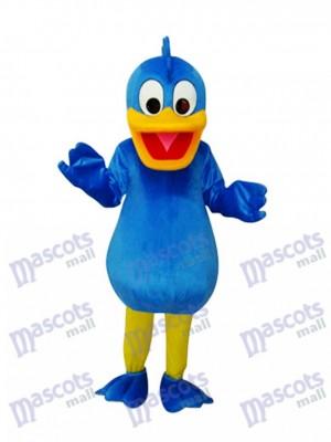 Déguisement de mascotte de canard bleu Animal