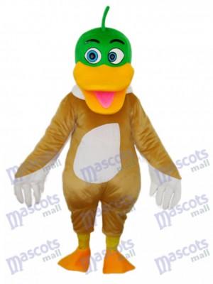Déguisement de mascotte de canard vert Animal Costume