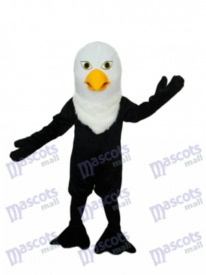 Costume de mascotte des aigles blancs des enfants Animal