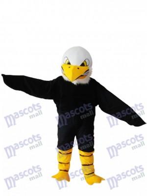 Déguisement de mascotte aigle chauve tête blanche Animal