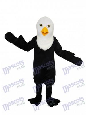 Mascotte Aigle Chauve Aiguisé Costume Adulte Animal