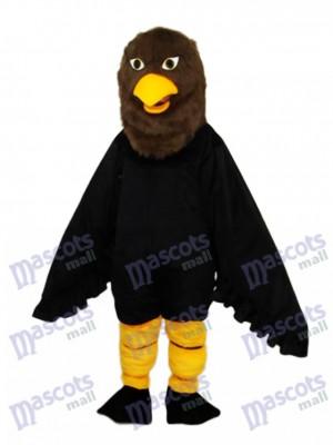 Costume de mascotte aigle chauve adulte