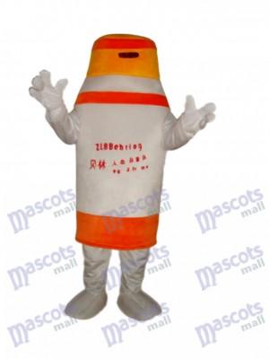 Médicament Bouteille Mascotte Adulte Costume