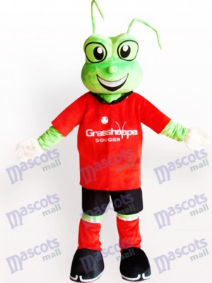 Costume de mascotte adulte vert grenouille