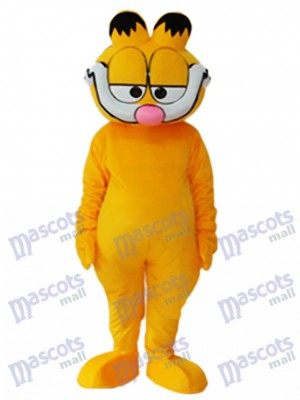 Super mignon Garfield mascotte costume adulte Cartoon Anime