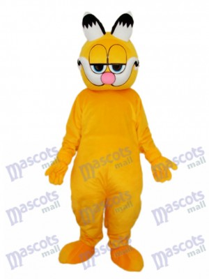 Oreille pointue Garfield Mascotte costume adulte Cartoon Anime
