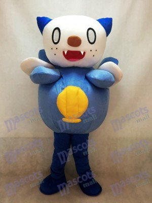 Oshawott Pokémon Pokémon GO Type d'eau Pocket Monster Sea Otter Costume de mascotte