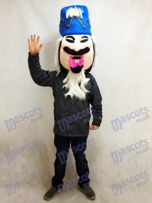 Costume de mascotte HEVE casse-tête King's Head SEULEMENT