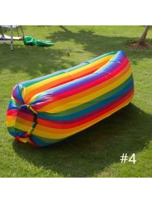 Gonflable Pouf Canapé chaise En train de dormir Sac Extérieur