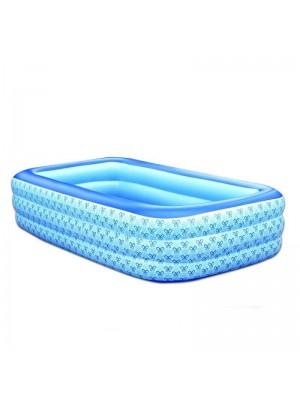 Gonflable Rectangle La natation bassin Pour 3-6 Années Vieux Les enfants