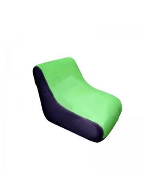 Gonflable Canapé Célibataire Canapé Extérieur Portable Pliable