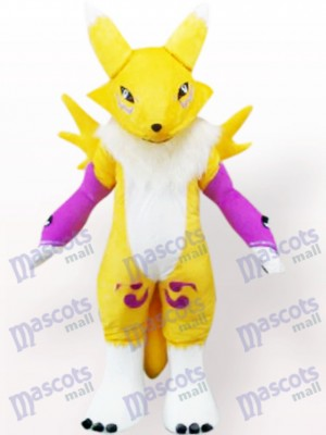 Costume de mascotte Digimon Frontier Numérique Monster Mascotte