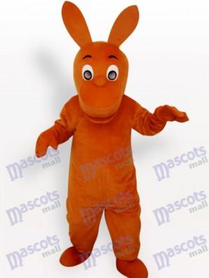 Costume de mascotte adulte kangourou