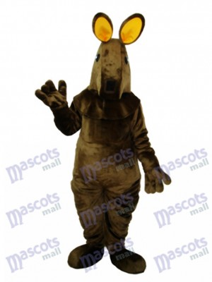 Costume de mascotte adulte kangourou Animal