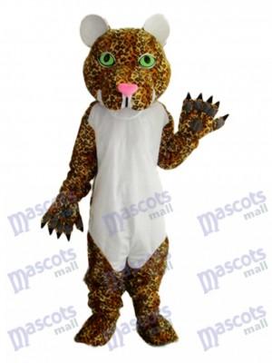 Costume de mascotte guépard adulte
