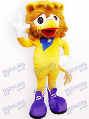 Costume de mascotte animal lion