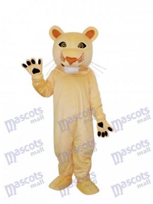 Puma Mascotte Costume Animal