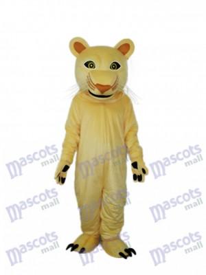 Cougar Mascotte Costume Animal