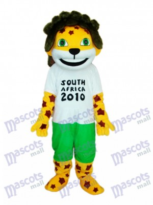 Mascotte de lion Obama Costume adulte