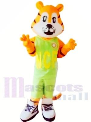 Sport Cartoon Tiger Maskottchen Kostüme