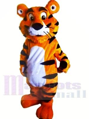 Costume De Mascotte De Tigre Costumes pour animaux adultes