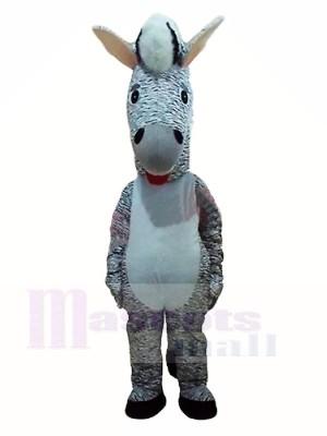 Zèbre léger super mignon Costumes De Mascotte