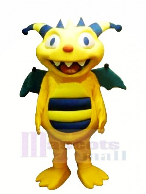 Henri Huggle Monstre Mascotte Costume Dessin animé