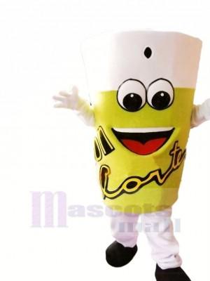 limonade Mascotte Costume Dessin animé
